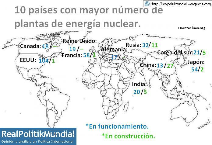 Mapas | RealPolitikMundial