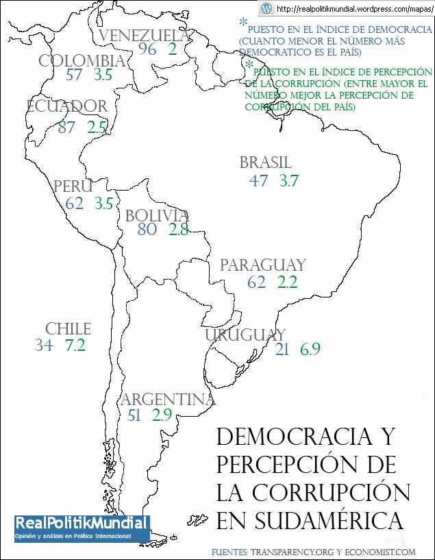 Mapas  RealPolitikMundial