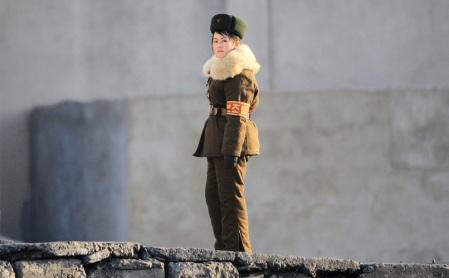 Corea del norte tensiones