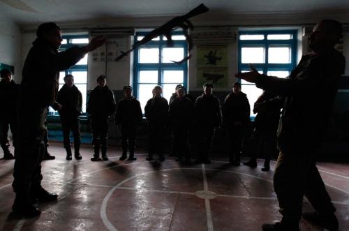Escuela de Cadetes, Rusia Fuente: The Big Picture - Boston.com